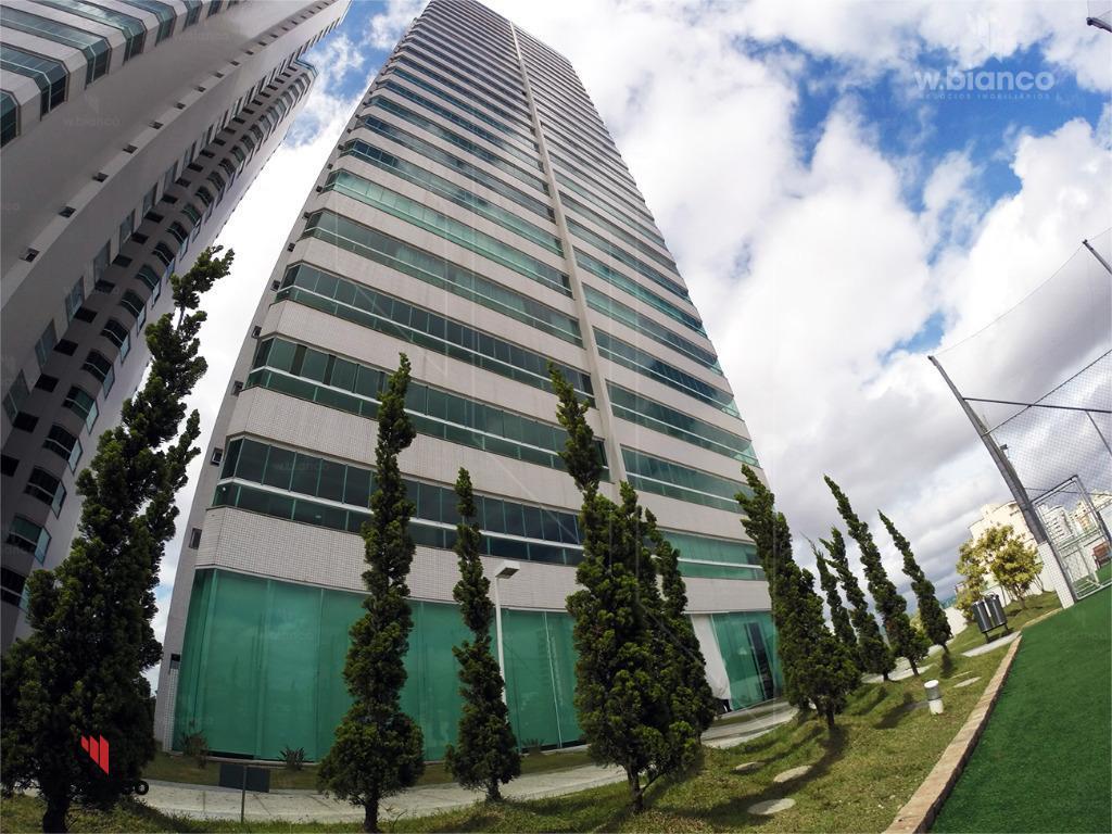 Apto residencial Alto Padrão, Cond. Vila Verde à venda, Jd. do Mar, São Bernardo do Campo, 3 suites,4 vagas- REF AP1323 #WBIANCO