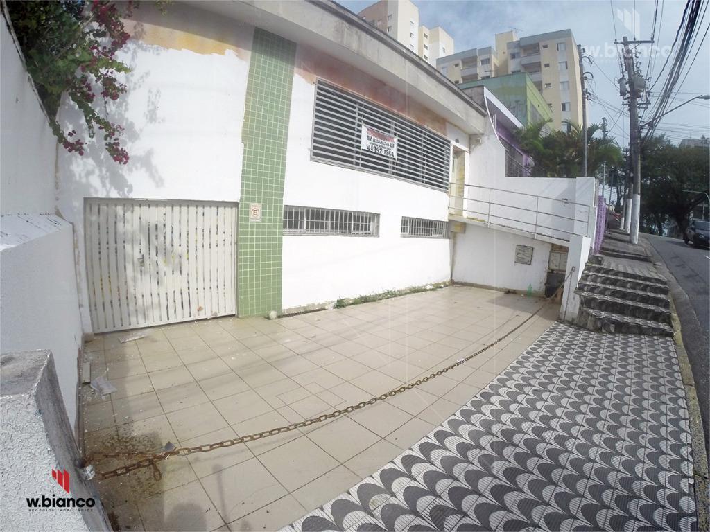 excelente casa térrea para fins comerciais no centro de sbc, próximo á av jurubatuba e aos...
