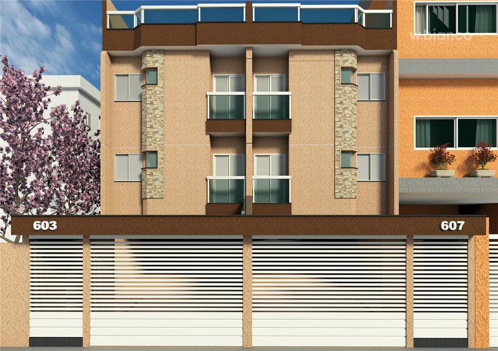 Apartamento residencial à venda, Parque das Nações, Santo André., 2 dorm, 1 suite, 1 vaga - REF AP0446 #WBIANCO