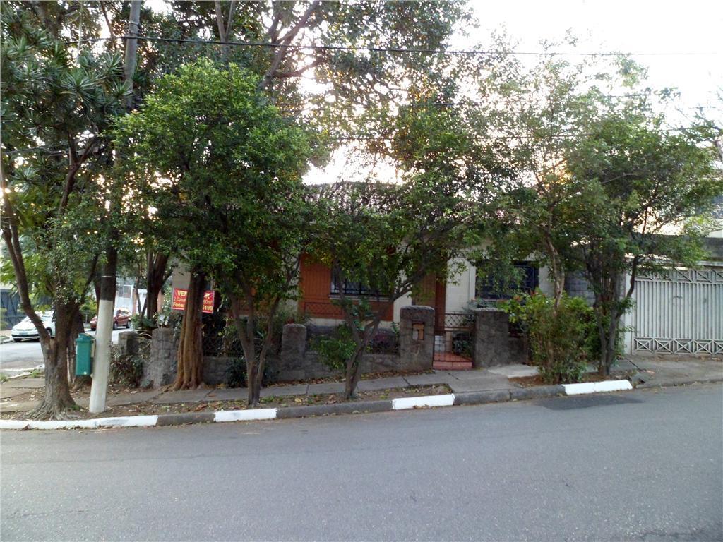 Casa residencial à venda, Moema, São Paulo - CA0106.