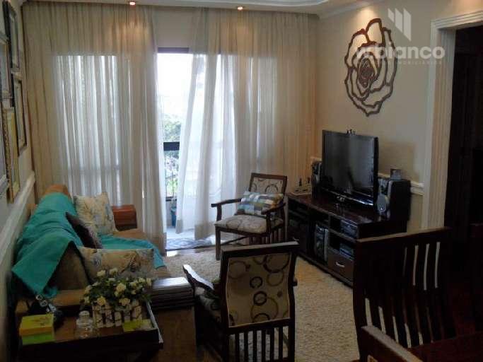 Apartamento residencial à venda, Rudge Ramos, São Bernardo do Campo - AP0079.