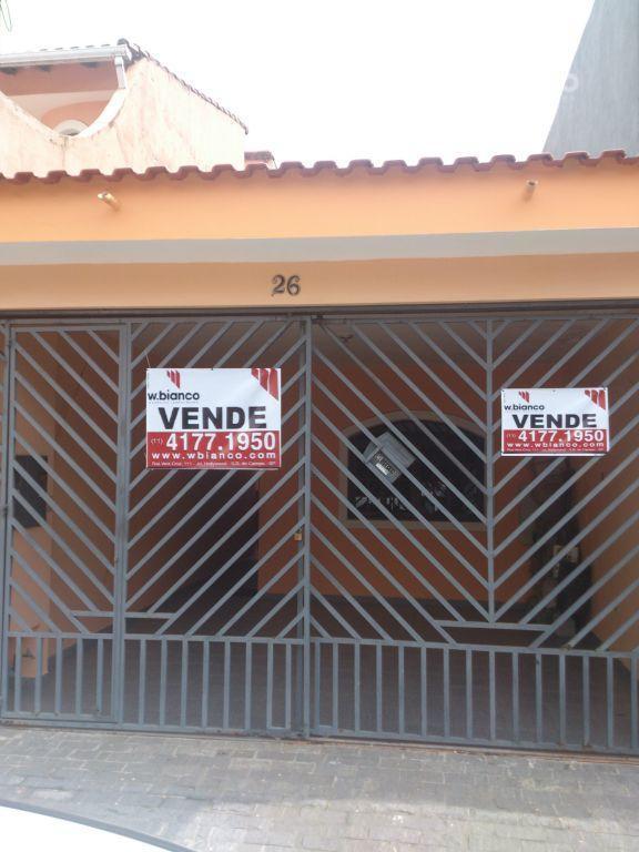 Casa residencial à venda, Parque Selecta, São Bernardo do Campo, 2 dorm, 2 vagas - REF. CA0088. #WBIANCO