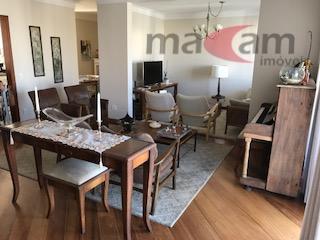 Apartamento Padrão Vila Mascote - Oportunidade - 154 m²