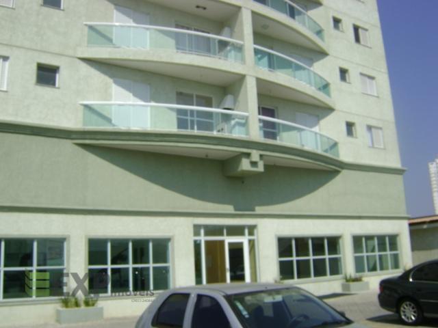 Apartamento residencial à venda, Socorro, Mogi das Cruzes.