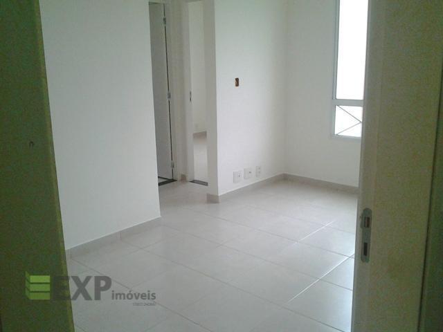 Apartamento residencial para locação, Cézar de Souza, Mogi das Cruzes.