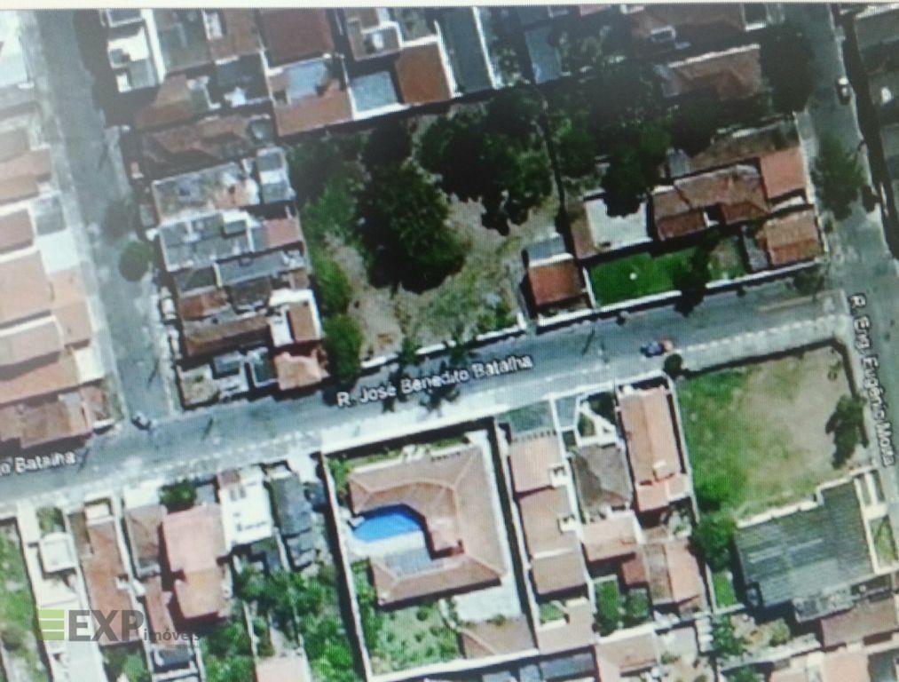 Terreno  residencial à venda, Alto Ipiranga, Mogi das Cruzes.
