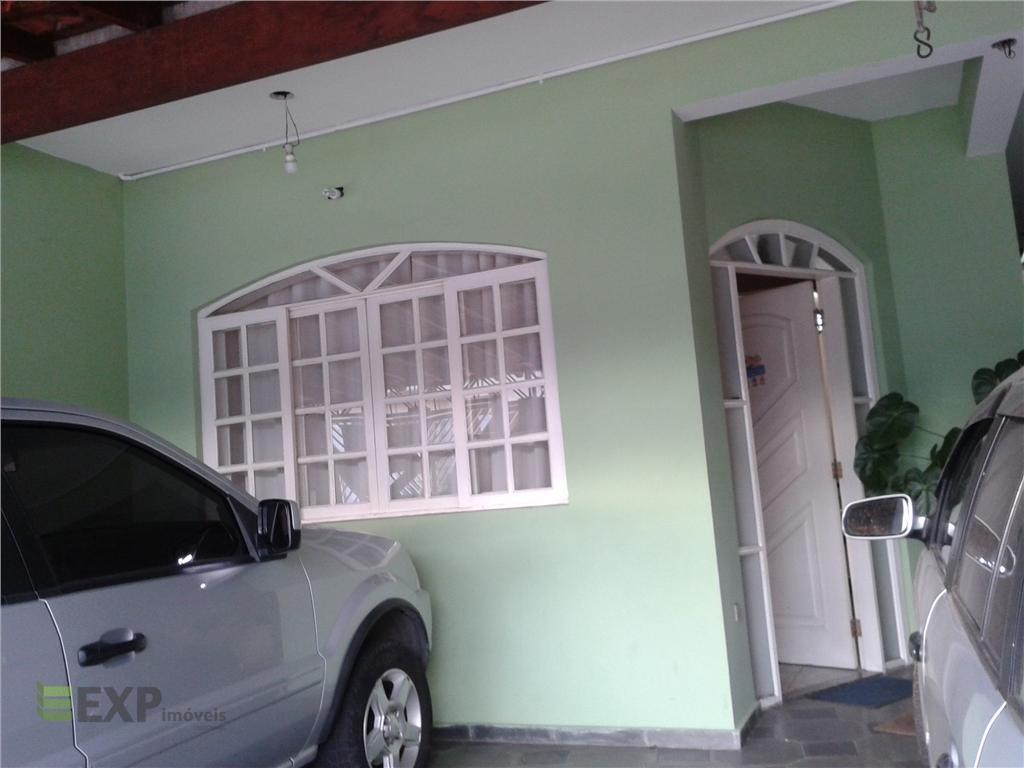 Casa residencial à venda, Alto Ipiranga, Mogi das Cruzes.