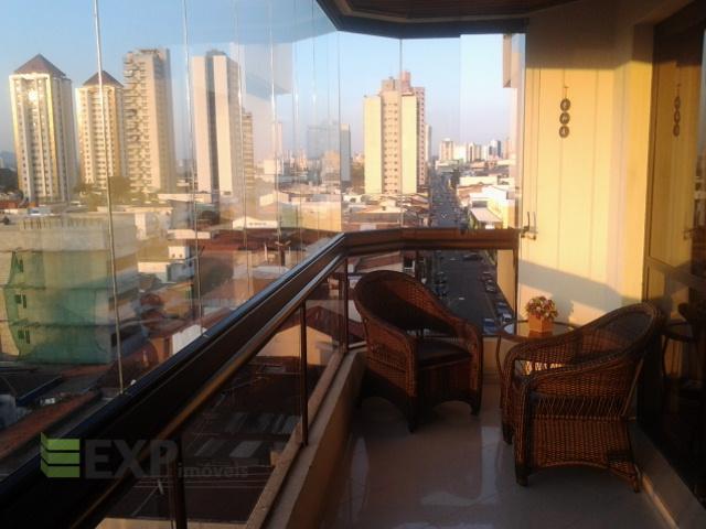 Apartamento  residencial à venda, Centro, Mogi das Cruzes.