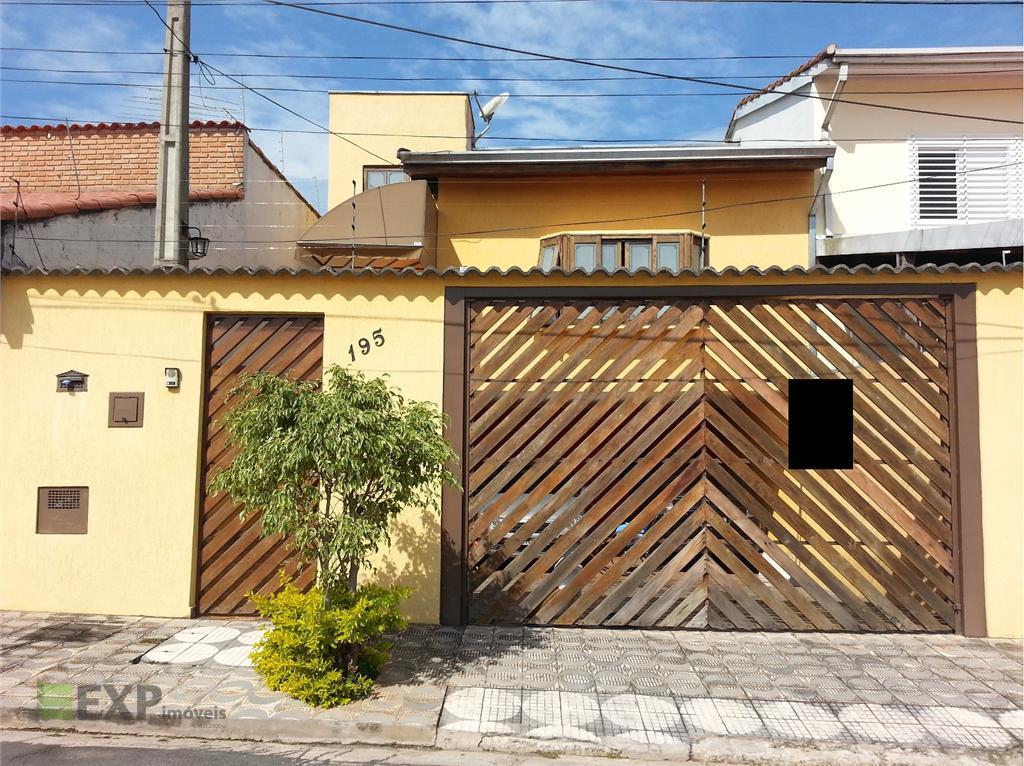 Casa residencial à venda, Vila Rei, Mogi das Cruzes.