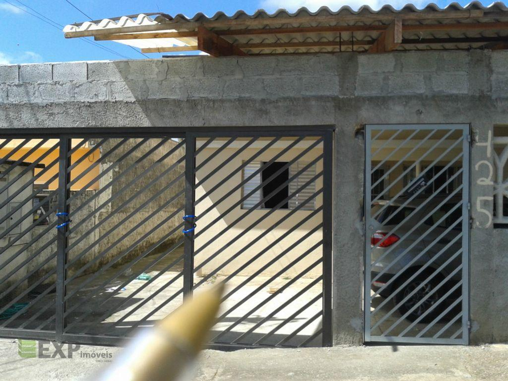 Casa residencial à venda, Vila Paulista, Mogi das Cruzes.