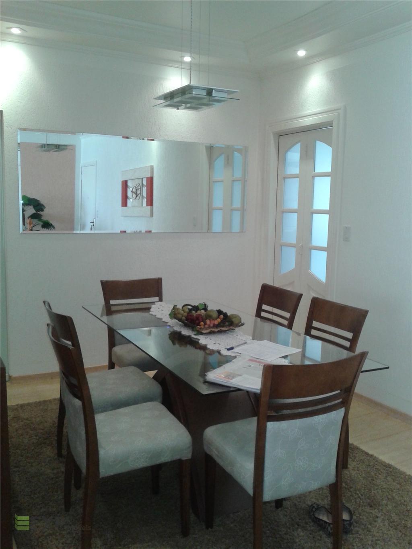 Apartamento residencial à venda, Parque Santana, Mogi das Cruzes.