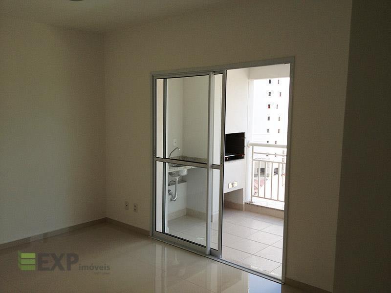 Apartamento residencial à venda, Cézar de Souza, Mogi das Cruzes.