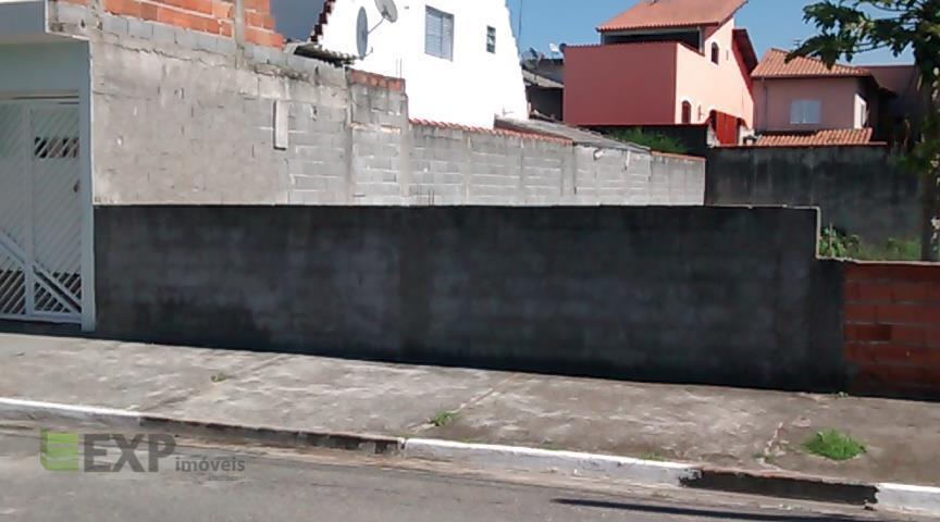 Terreno residencial à venda, Cidade Cruzeiro do Sul, Suzano.