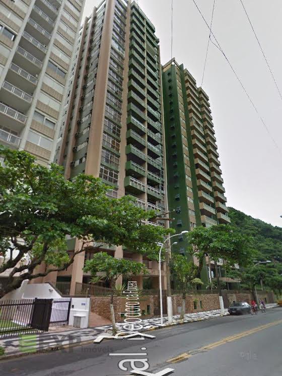 Apartamento residencial à venda, Centro, Guarujá.