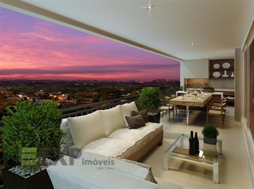 Apartamento residencial à venda, Vila Nova Socorro, Mogi das Cruzes.