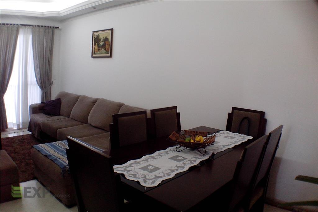 Apartamento residencial para locação, Socorro, Mogi das Cruzes.