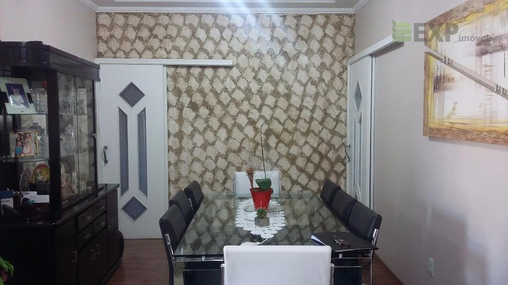 Apartamento residencial à venda, Parque Santana, Mogi das Cruzes - AP0747.