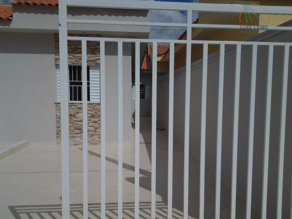 Casa  residencial nova à venda, Jardim Eucalíptos, Sorocaba.