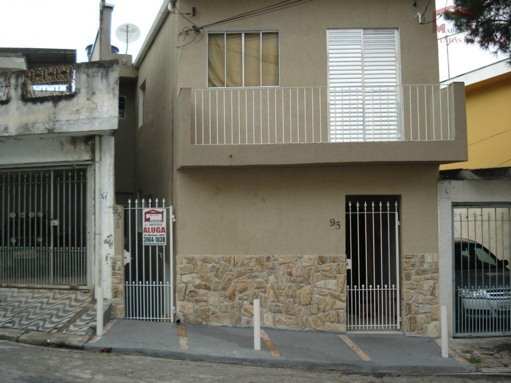Casa residencial para locação, Chácara Inglesa, São Paulo - CA0028.
