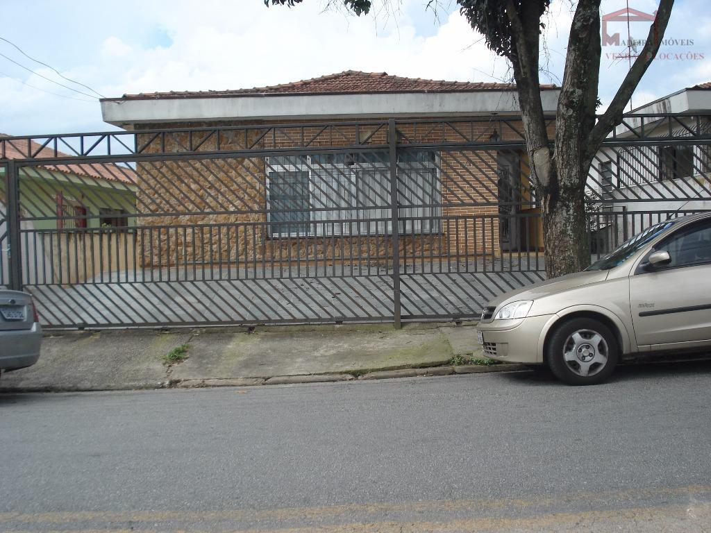 Casa comercial para locação, Jardim Vivan, São Paulo.