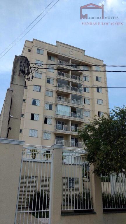 Apartamento residencial à venda, Vila Pereira Barreto, São Paulo.