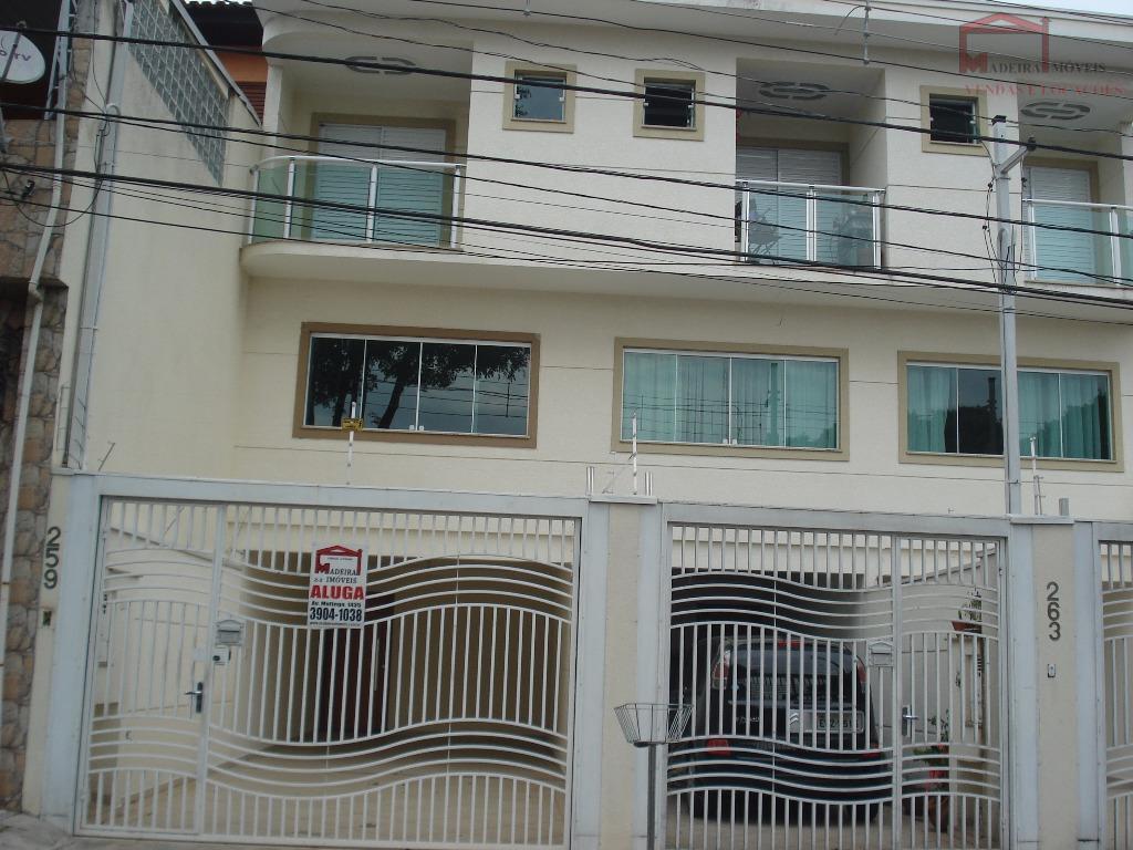 Sobrado residencial para locação, Jardim Regina, São Paulo.