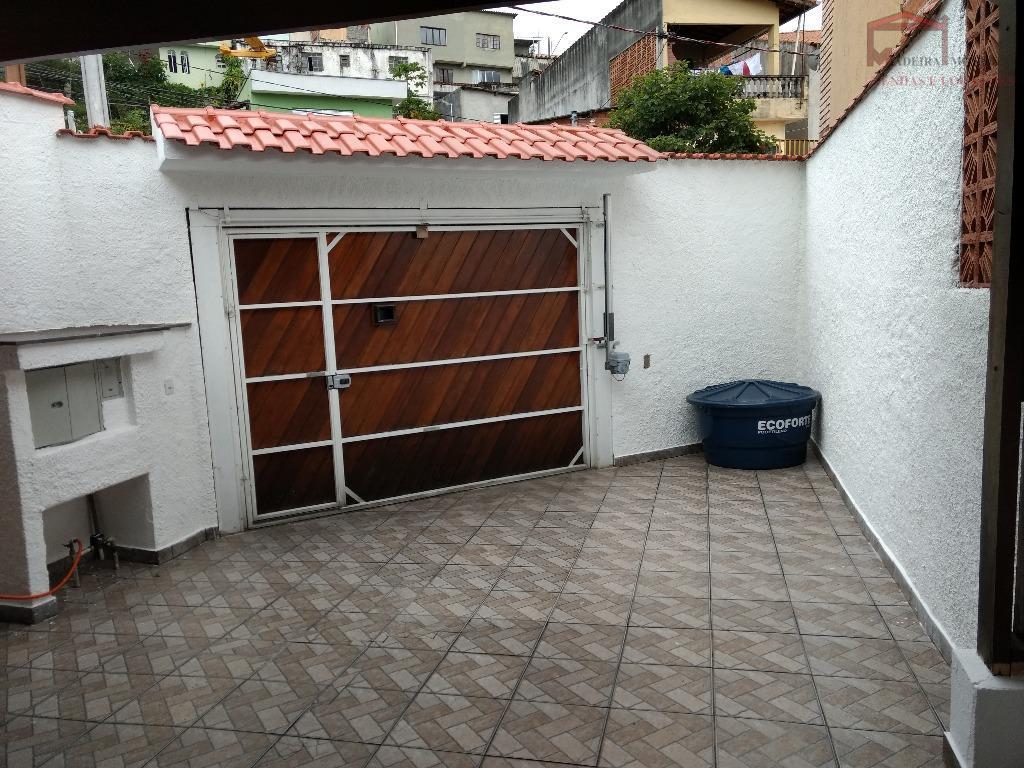 Sobrado residencial à venda, Jardim Regina, São Paulo.