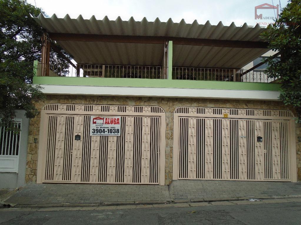 Sobrado residencial para locação, Piqueri, São Paulo.