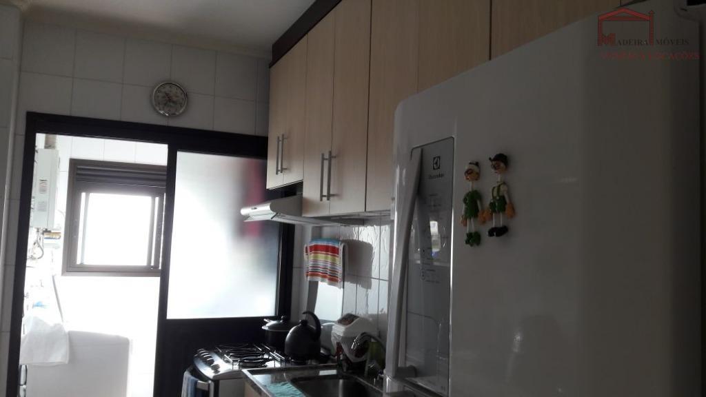 Apartamento residencial à venda, Vila Primavera, São Paulo.
