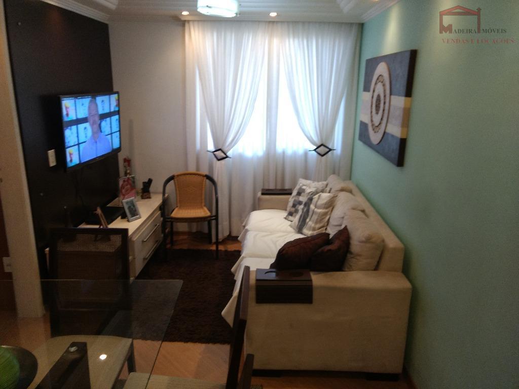 Apartamento residencial à venda, Vila Guedes, São Paulo.