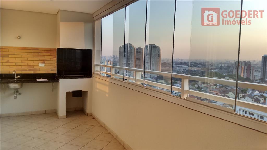Apartamento residencial à venda, Vila Augusta, Guarulhos - AP0419.