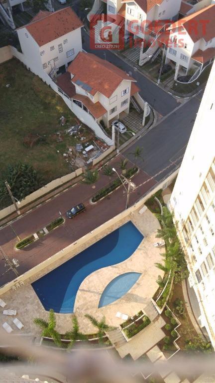 Apartamento  residencial à venda, Ponte Grande, Guarulhos