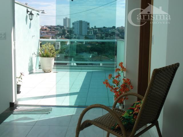 Sobrado residencial à venda, Bairro Jardim, Santo André.
