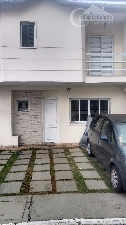 Sobrado residencial para venda  Vila Homero Thon, Santo André.