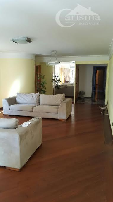 Apartamento Vila Bastos - Santo André - Área Útil 251 m²