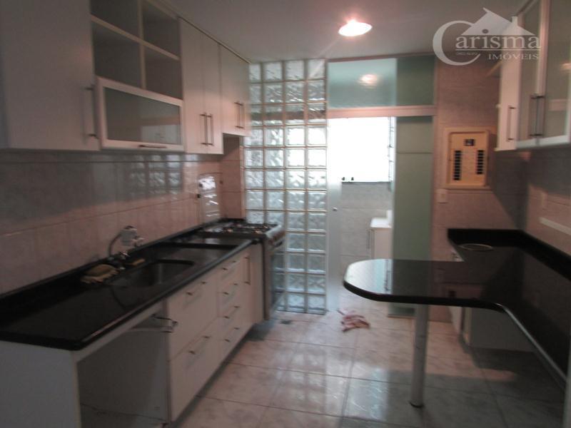 Apartamento residencial para locação, Vila Gilda, Santo André.