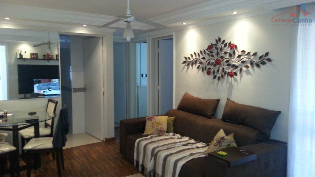 Excelente apartamento com 2 dormitórios e uma vaga. Imperdível!!!!