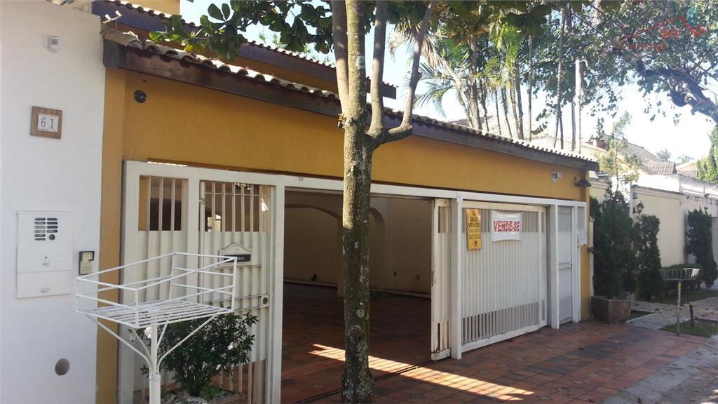 Sobrado residencial à venda, Morumbi, São Paulo.