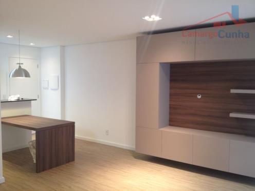 excelente apartamento com 61m², 1 suítes, lavabo, 2 vagas demarcadas, montado por arquiteto, pronto para morar...