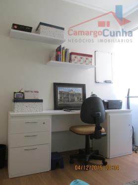 apartamento na aclimação com 67 m², 02 quartos, 1 banheiro e 1 lavado, 2 vagas de...