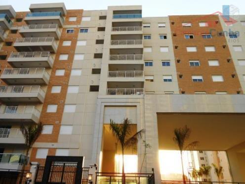 Apartamento alto padrão com 100 metros, 03 dormitórios sendo 01 suíte, 02 vagas de garagem.