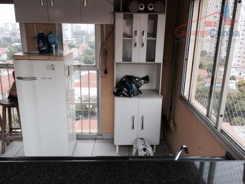 cobertura ampla e vista lindíssima com 185 m² possui 03 dormitórios sendo 01 suíte e 2...