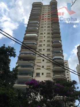 Apartamento alto padrão com 196 metros, 04 dormitórios sendo 02 suítes, 04 vagas de garagem.