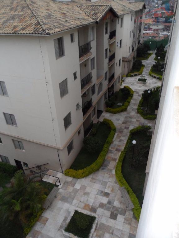 Oportunidade!!!!! Apartamento com 50 metros 2 dormitórios e uma vaga.