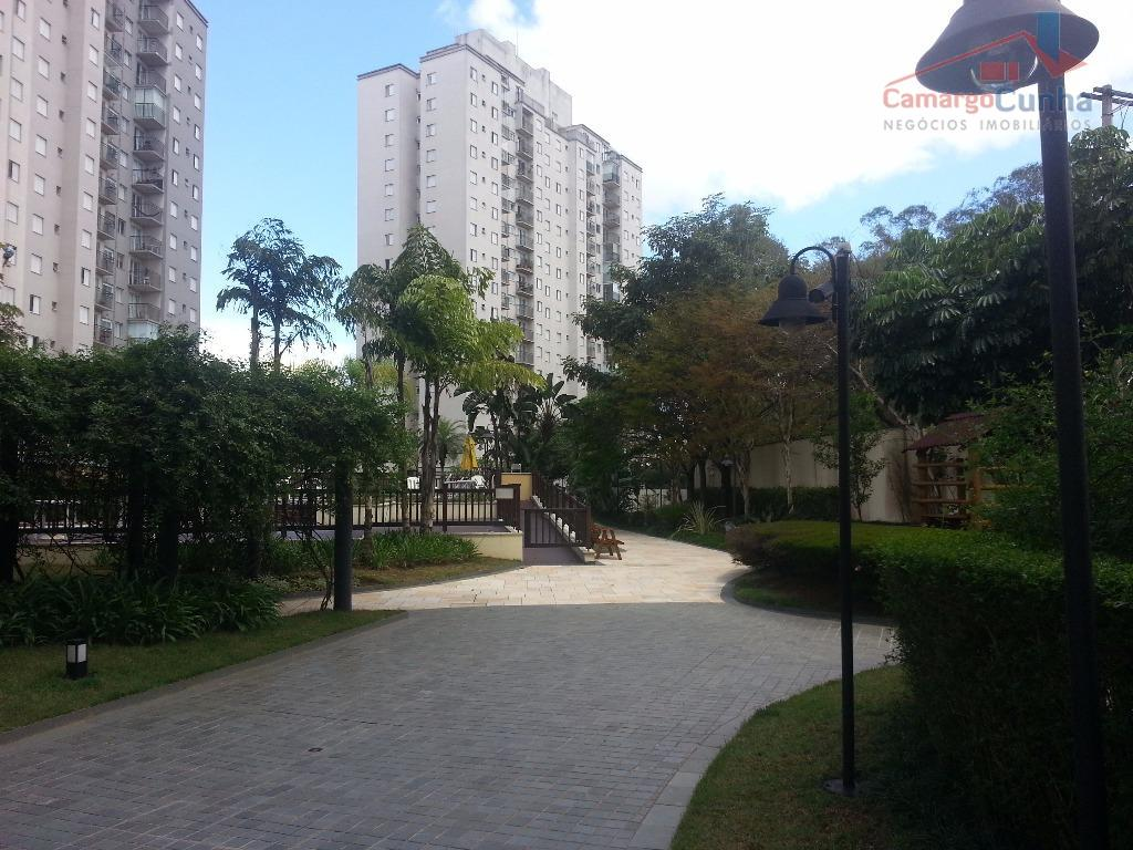 apartamento com 59 m², dois dormitórios, área de serviços. área externa com terraço gourmet e churrasqueira,...
