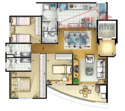 excelente apartamento próximo ao shopping jardim sul, escolas, academias (runner), supermercados e hospitais de excelente padrão...