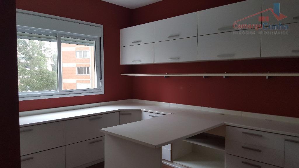 excelente oportunidade, apartamento com 201 m² no condomínio ville burle marx a 2 minutos do parque...