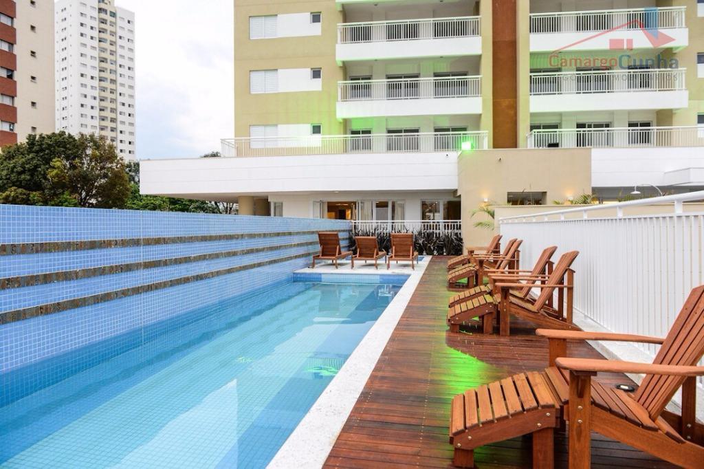 Apartamento com 122 m², 4 dormitórios e 2 vagas de garagem, com muito lazer e conforto