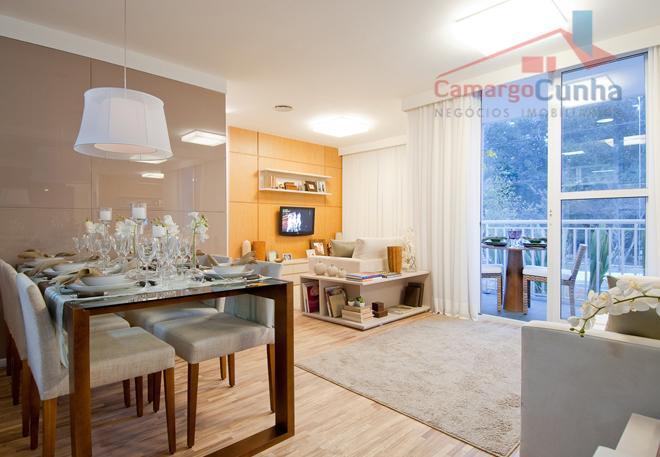 Apartamento com 70 m², 3 dormitórios, 1 vagas de garagem