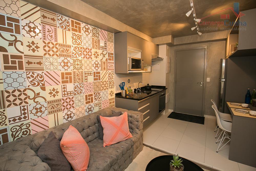 apartamento/stúdio com 30 m², possui 1 vaga de garagem. a região oferece o melhor para você:...